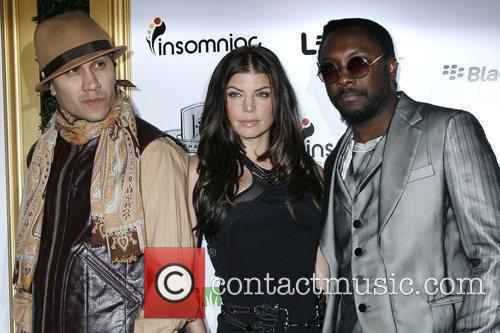 Taboo, Fergie Aka Stacy Ferguson and Will.i.am Of The Black Eyed Peas 2