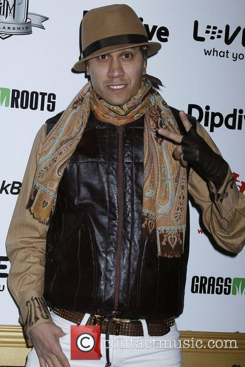 Taboo of The Black Eyed Peas 1st Annual...