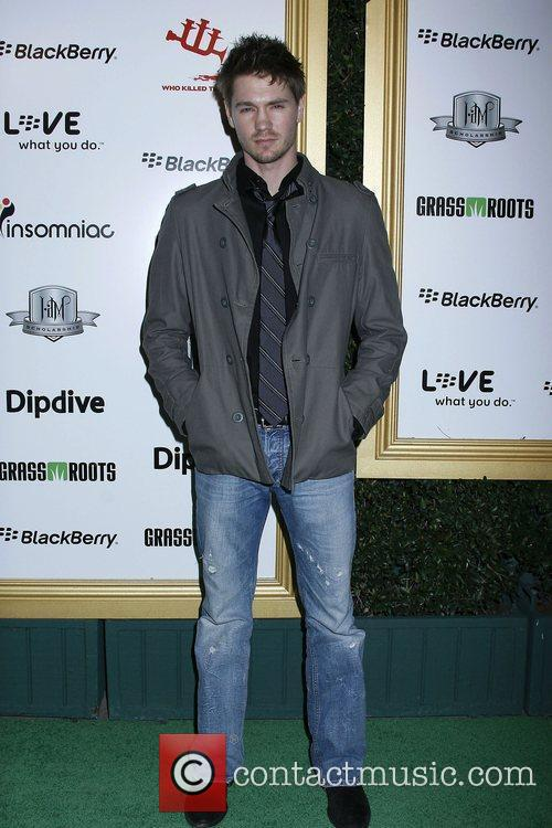 Chad Michael Murray 1st Annual Data Awards held...