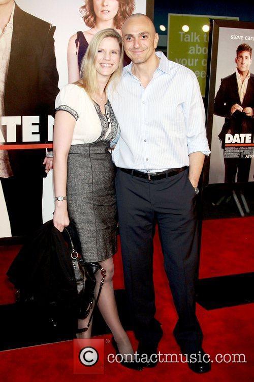 Hank Azaria and Katie Wright 6