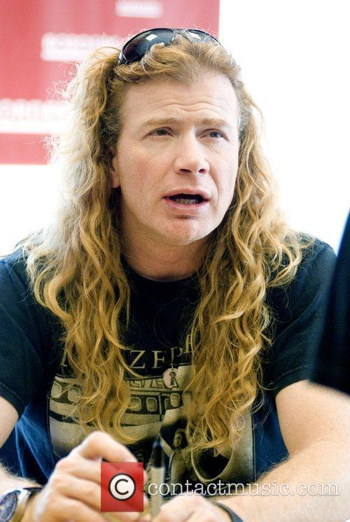 Dave Mustaine and Chicago