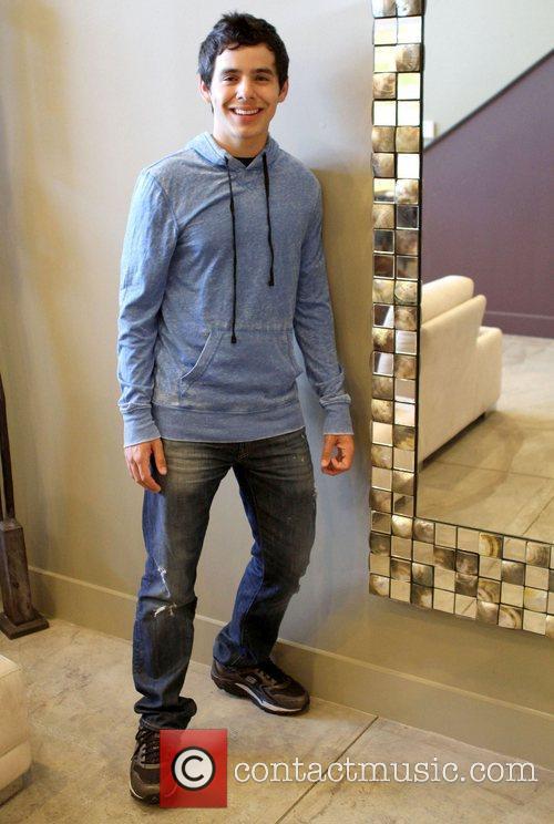 David Archuleta visits Gifting Services held at Gifting...
