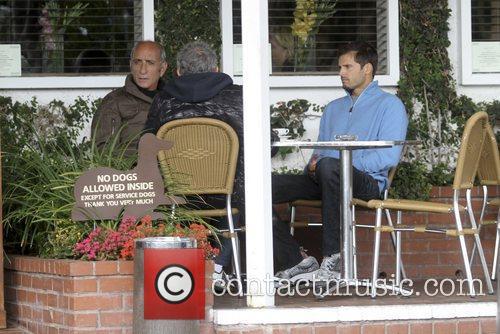 David Charvet and Fred Segal 11