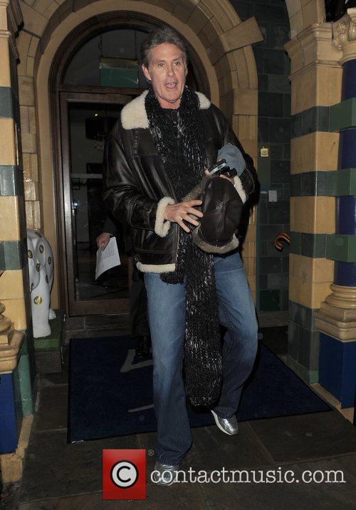 David Hasselhoff and Journey 8