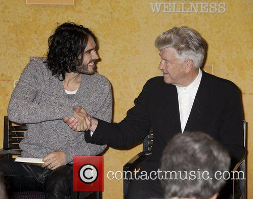 Russell Brand and David Lynch 5