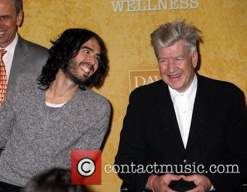 Russell Brand and David Lynch 3