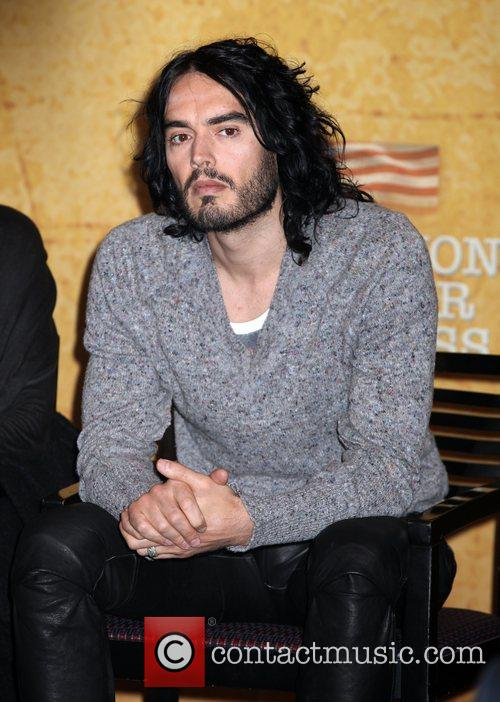 Russell Brand and David Lynch 4