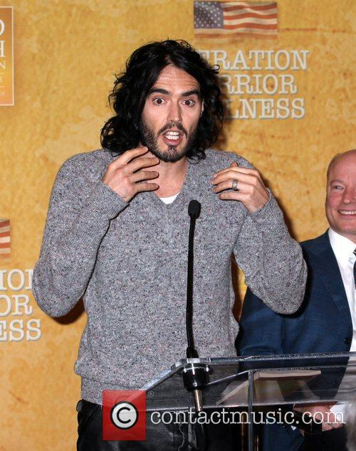 Russell Brand and David Lynch 9