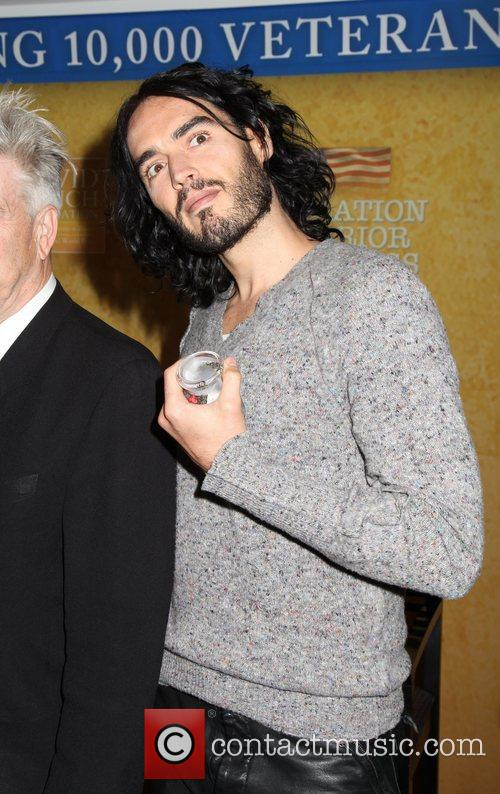 Russell Brand and David Lynch 11