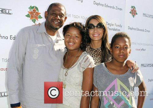 Forest Whitaker, Keisha Whitaker and Uniting Nations 3