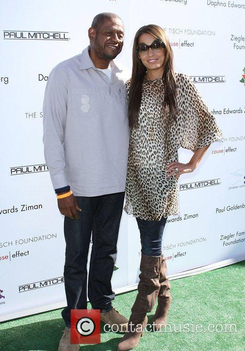 Forest Whitaker, Keisha Whitaker and Uniting Nations 4