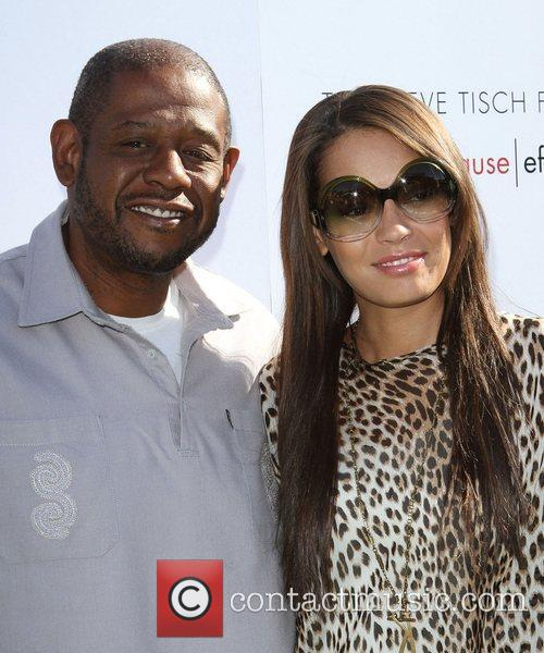 Forest Whitaker, Keisha Whitaker and Uniting Nations 6