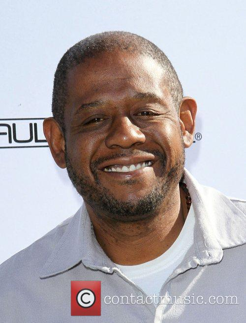 Forest Whitaker and Uniting Nations 7