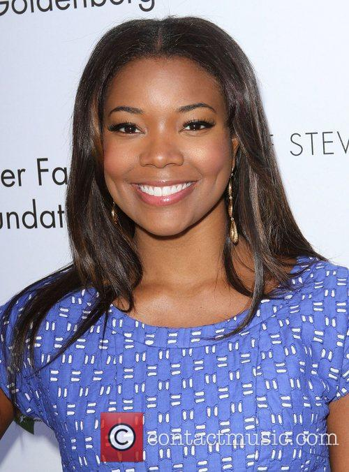 Gabrielle Union and Uniting Nations 2