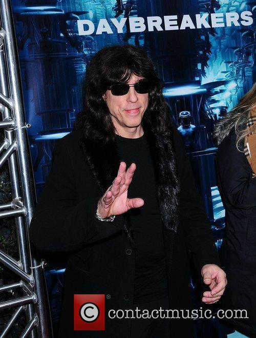 Marky Ramone NYC Premiere of Daybreakers at the...