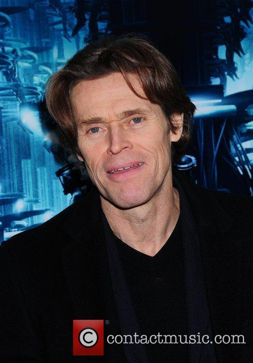 Willem Dafoe NYC Premiere of Daybreakers at the...