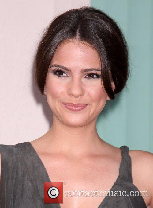 Shelley Hennig and Days Of Our Lives