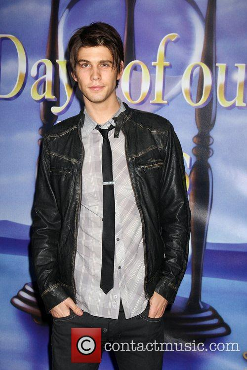 Casey Deidrick arrives at the Days of Our...
