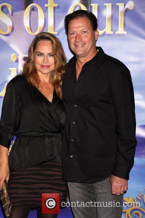 Crystal Chappell, Michael Sabatino arrives at the Days...