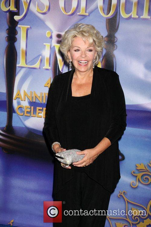 Susan Seaforth Hayes arrives at the Days of...