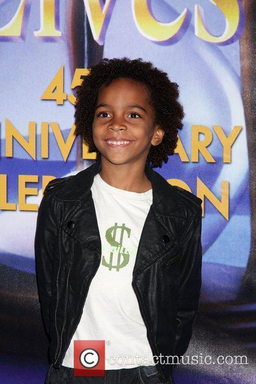 Terrell Ransom Jr. arrives at the Days of...