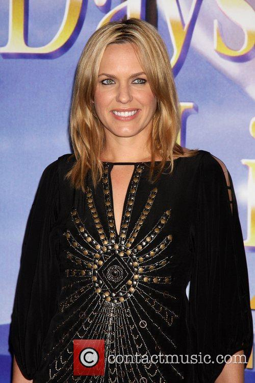 Arianne Zucker arrives at the Days of Our...