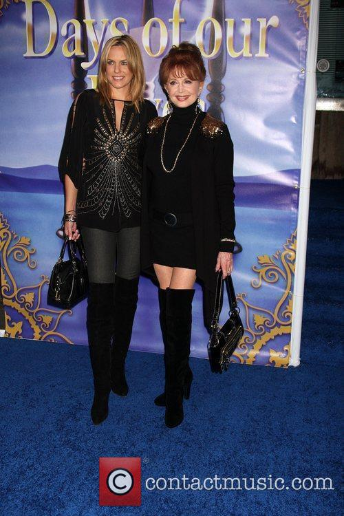 Arianne Zucker , Suzanne Rogers arrives at the...