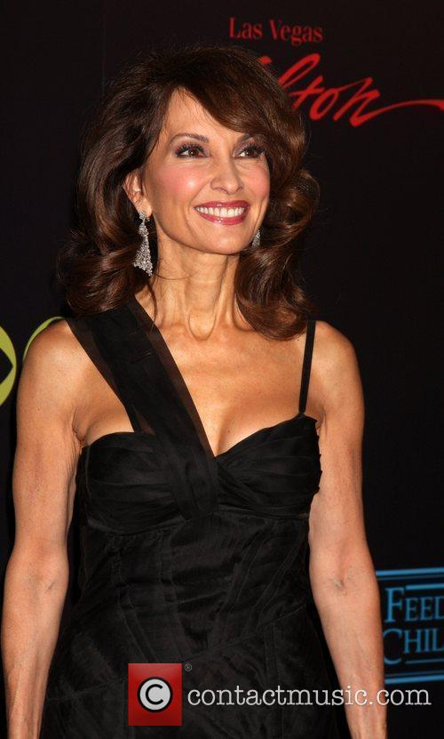 Susan Lucci 2010 Daytime Emmy Awards held at...