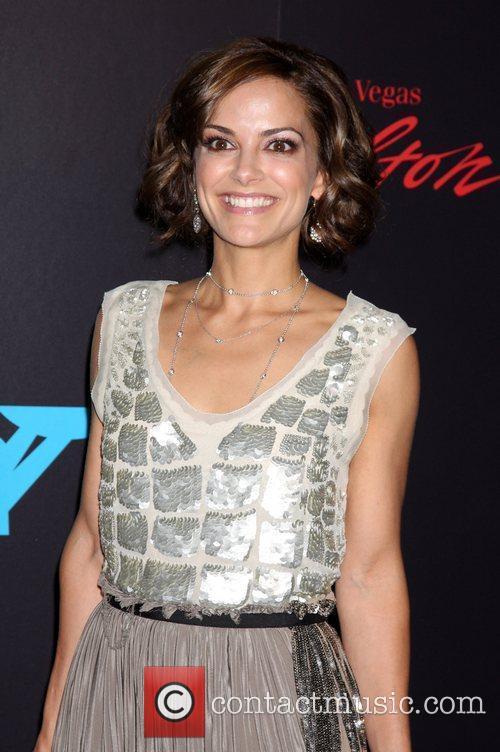 Rebecca Budig 2010 Daytime Emmy Awards held at...