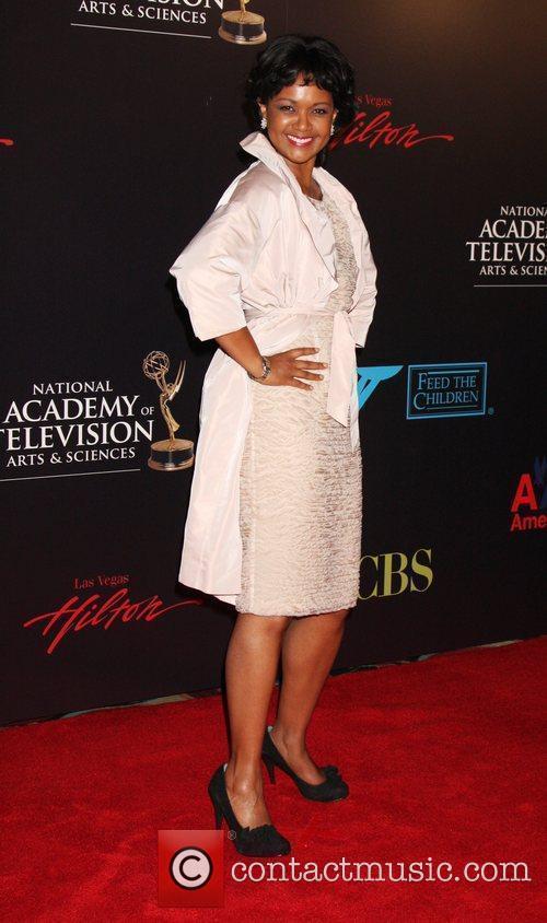 Tonya Lee WIlliams 2010 Daytime Emmy Awards held...