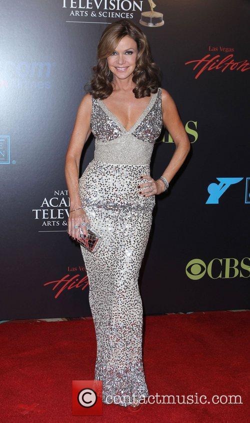 Bobbie Eakes 2010 Daytime Emmy Awards held at...