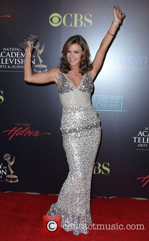 Bobbie Eakes, Las Vegas, Daytime Emmy Awards
