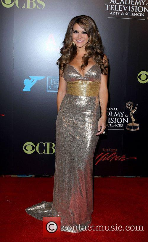 Chrishell Stause and Las Vegas 3
