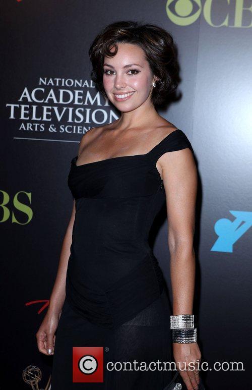 Emily O'Brien 2010 Daytime Emmy Awards held at...