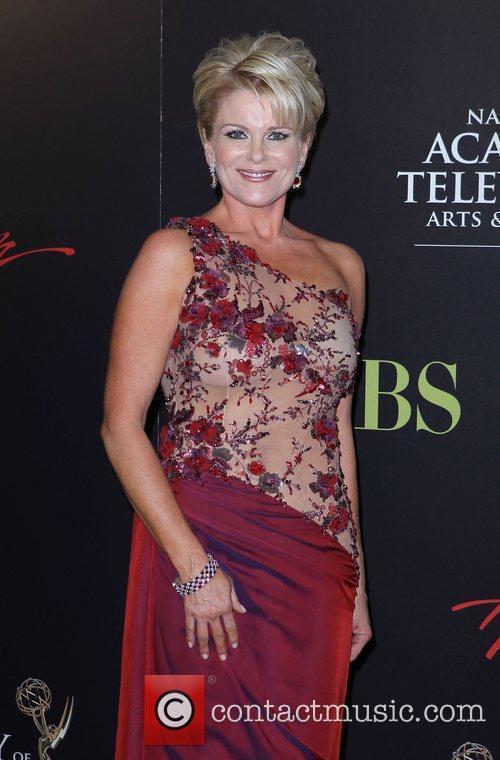 Judi Evans 2010 Daytime Emmy Awards held at...