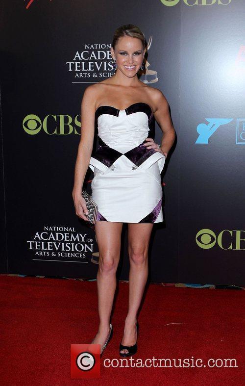 Julie Marie Berman 2010 Daytime Emmy Awards held...