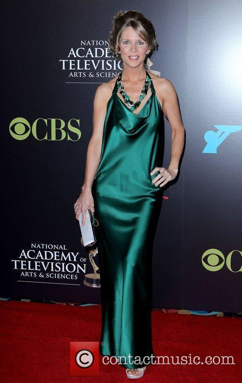 Lauralee Bell 2010 Daytime Emmy Awards held at...