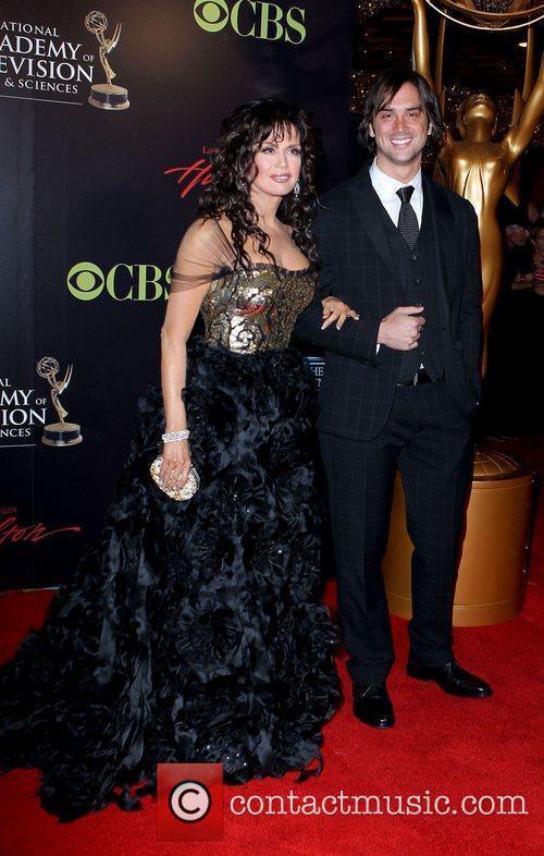 Marie Osmond and Stephen Osmond 2010 Daytime Emmy...