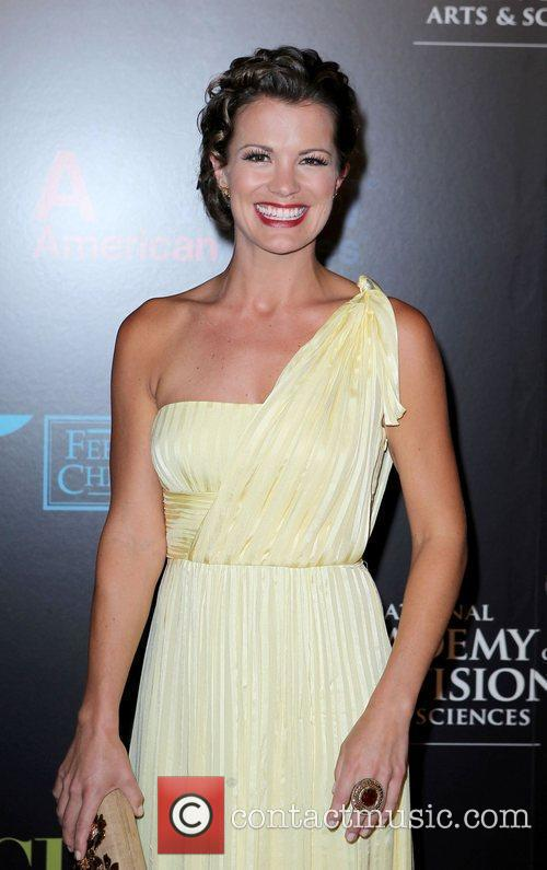 Melissa Claire Egan and Las Vegas 2