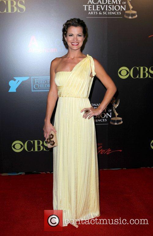Melissa Claire Egan and Las Vegas 1