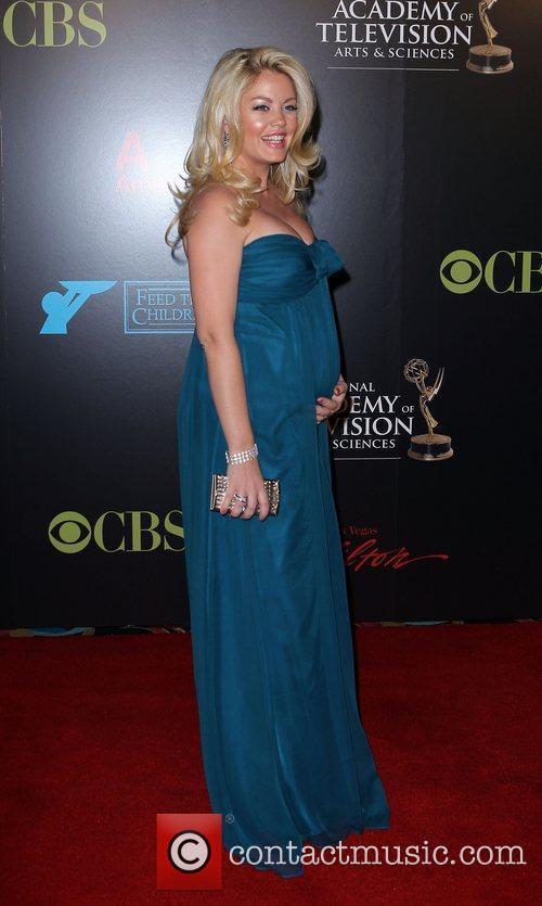 Bree Willaimson 2010 Daytime Emmy Awards held at...