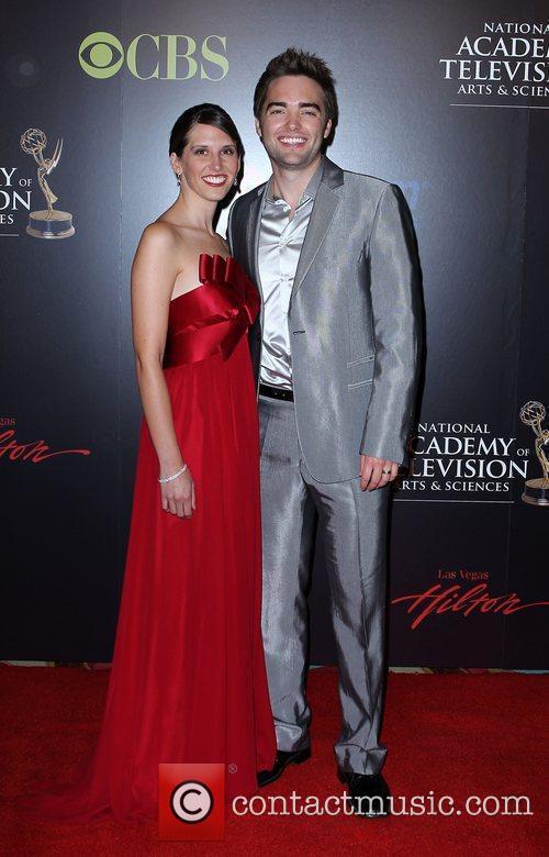 Drew Tyley Bell 2010 Daytime Emmy Awards held...