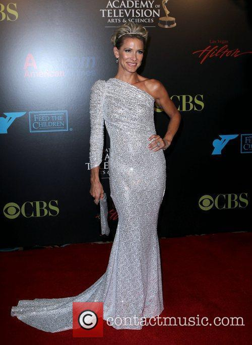 Kelley Hensley 2010 Daytime Emmy Awards held at...
