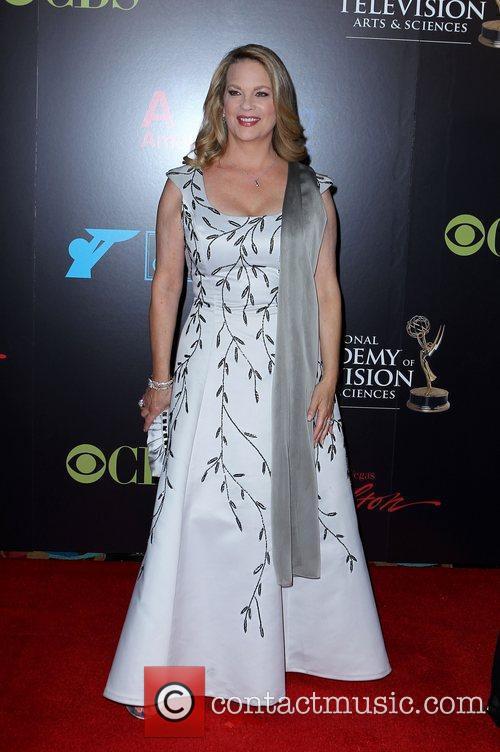Leann Hunley 2010 Daytime Emmy Awards held at...