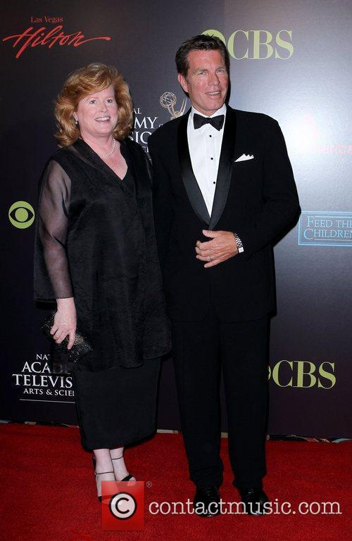 Peter Bergman and wife 2010 Daytime Emmy Awards...