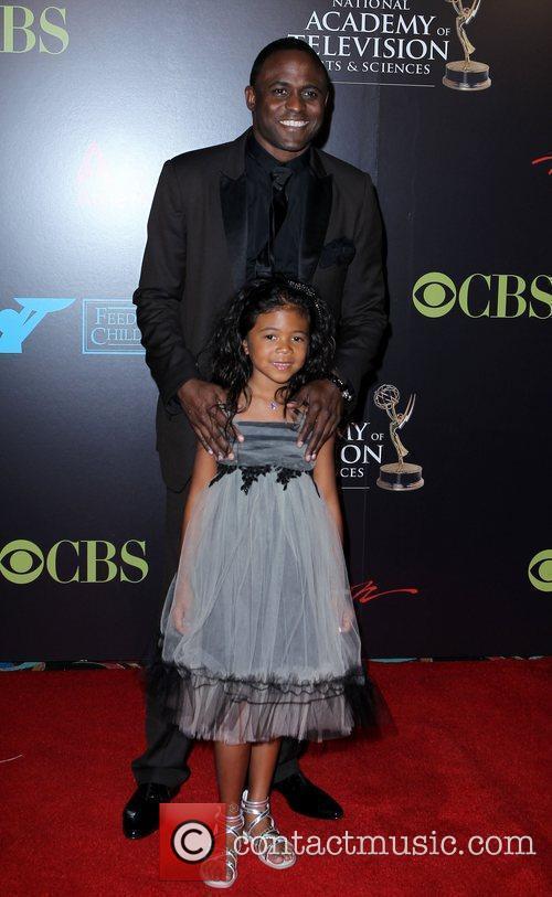 Wayne Brady, Guest 2010 Daytime Emmy Awards held...