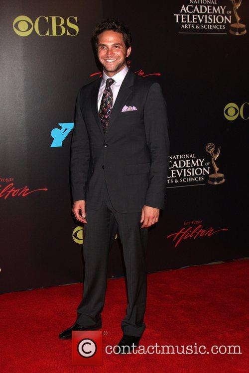 Brandon Barash 2010 Daytime Emmy Awards held at...