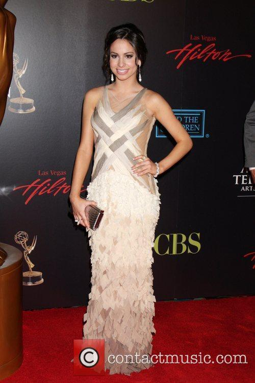 Gabriela Rodriguez 2010 Daytime Emmy Awards held at...