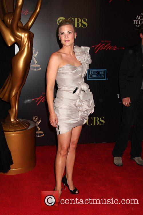 Gina Tognoni 2010 Daytime Emmy Awards held at...
