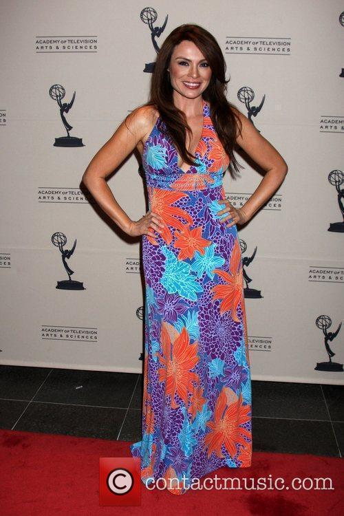 Lilly Melgar  Daytime Emmy Nominees Reception at...